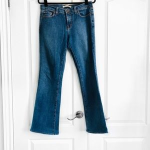 J Brand Boot Cut 818 AGD Jeans